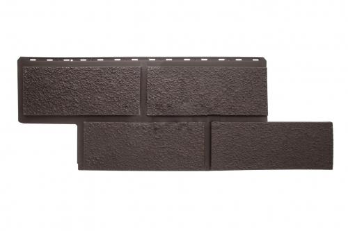 Фасадная панель Неаполь (коричневый)