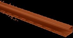 "Планка ""J - trim"" Дуб светлый Т-15 - 3,00м"