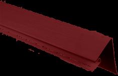 """Планка """"околооконная"""", 3м, цвет Красный"""