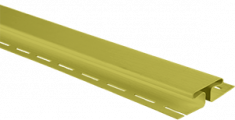 """Планка """"соединительная"""", 3м, цвет Оливковый"""