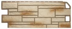 Фасадная панель Камень (ракушечник)