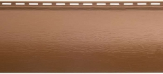 Виниловый сайдинг «Блок-хаус» Дуб светлый BH-01 - 3,10м